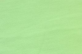Sweat Baumwolle lindgrün