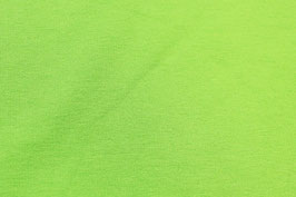 Sweat Baumwolle hellgrün