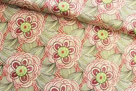 Baumwollstoff Blend Beauty is you Blumen