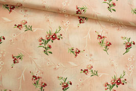Baumwollstoff Maywood Studio My Secred Garden rosa