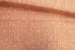 Baumwollstoff Art Gallery Indelible Threaded Shreds Mamey