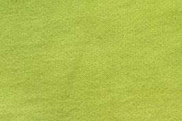 Sweat Baumwolle pistaziengrün