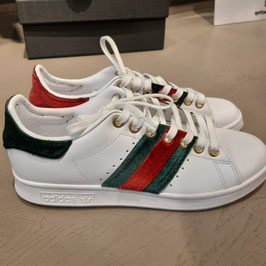 STAN SMITH VELVET GUCCI STYLE