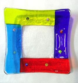 ベネチアンガラス飾皿A FRARI M         AA3005 Multi
