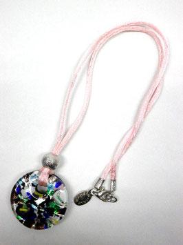 ベネチアンガラス ペンダント丸型        FA01