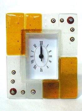 ベネチアンガラス置時計 TORCELLO M            AA3174 Orange