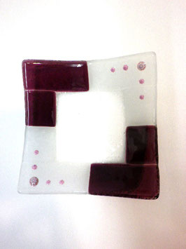 ベネチアンガラス飾皿A TORCELLO M    AA3180