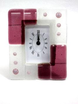 ベネチアンガラス置時計 TORCELLO M            AA3174 Purple