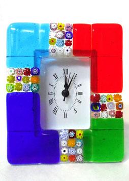 ベネチアンガラス置時計 SAN MARCO M    AA3112