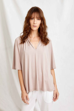 Sunday in Bed Shirt Cecile mauve