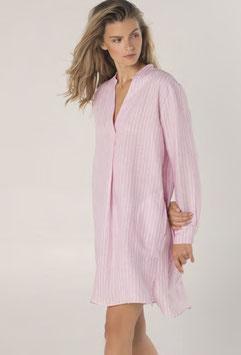 Weiss Kleid 4325 Leinen