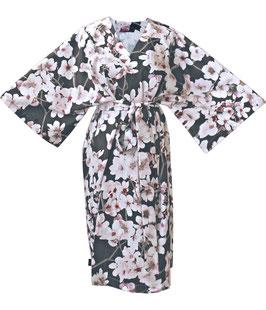 Apelt Kimono Blossom black
