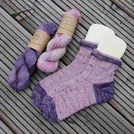 """La Arena-Tweed""-Socke   Größe 41-42"