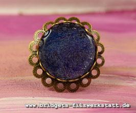 Ring *Lila/Blau*(7)
