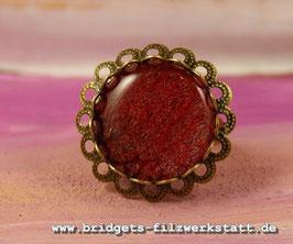 Ring*Dunkelrot/Rot*(9)