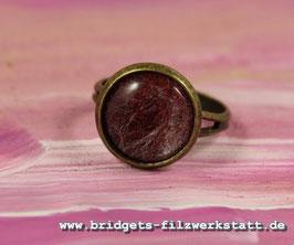 Kleiner Bronze-Ring