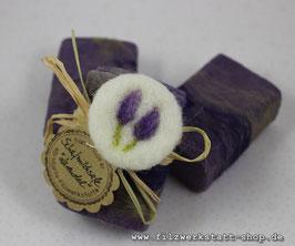 "Schafmilchseife ""Lavendel"""