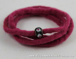 Wickelarmband Pink