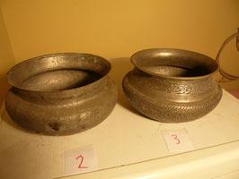 Nr. 2 Topf, geschwungene Form 13 x 20 cm