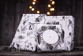 Geschenk Papier Bogen | Wild Forest
