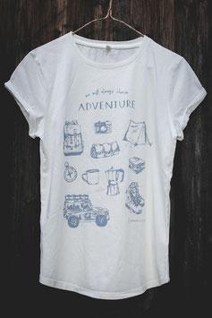 """TShirt """"ADVENTURE"""""""