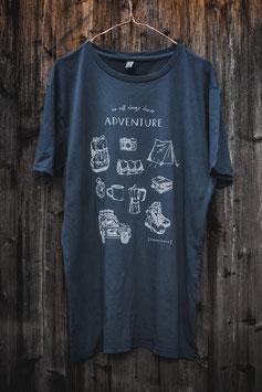 """Tshirt """"ADVENTURE"""" DUDES"""