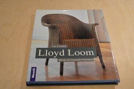 Lloyd Loom - Wohnen mit klassischen Korbmöbeln - Lee J. Curtis