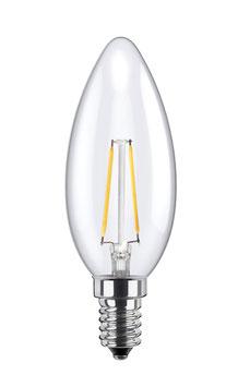 Segula Classic LED Kerze 2W E14