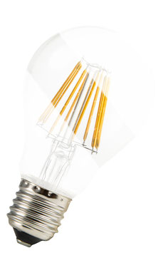 Bio-Licht 8,2W Pure-Z Retro-Filament LED E27 klar