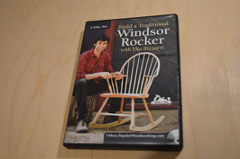 Build a Traditional Windsor Rocker - Elia Bizzari