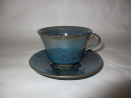 Cup & Saucer 1 - Galaxy