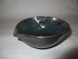 Lipped Bowl 2 - Galaxy