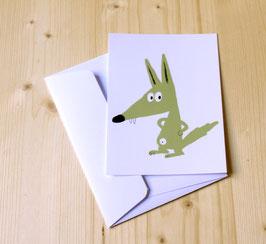 Carte postale ORIGINAL PIOLOU