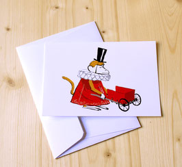 Carte postale CIRCUS