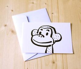 Carte postale NOIR & BLANC