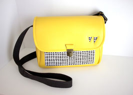 SAC A MAIN POP JAUNE