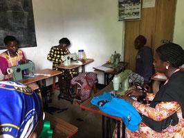 Vrouwen educatie project
