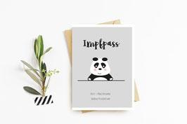 "Impfpass ""Pandabär"""