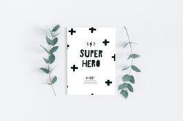 "U-Heft ""Superhero"""