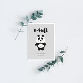 """U-Heft """"Pandabär"""""""