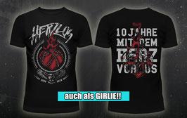 "T-Shirt ""10- Jahre"""
