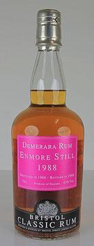 Bristol Classic Rum Enmore Still Guyana 1988