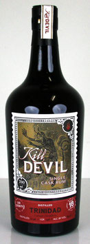 Kill Devil Trinidad Caroni 18 yo Cask strength (Rel. 3)