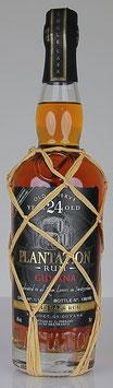 Plantation Rum Guyana 24 yo (Swiss edition)