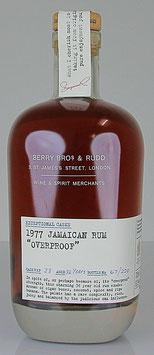 Berry's Exceptional Casks 1977 Jamaican Rum Overproof