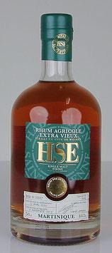H.S.E. Rhum Agricole Extra Vieux XO Whisky Finish 2005