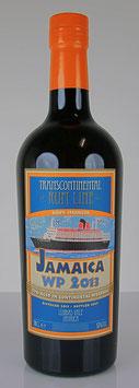 Transcontinental Rum Line Jamaica WP 2013