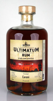 Ultimatum Rum Caroni 20 yo