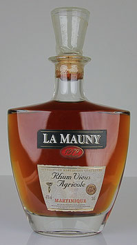 Rhum La Mauny Millésime 1979 (Karaffe)