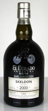 El Dorado Rum Rare Collection Skeldon 2000